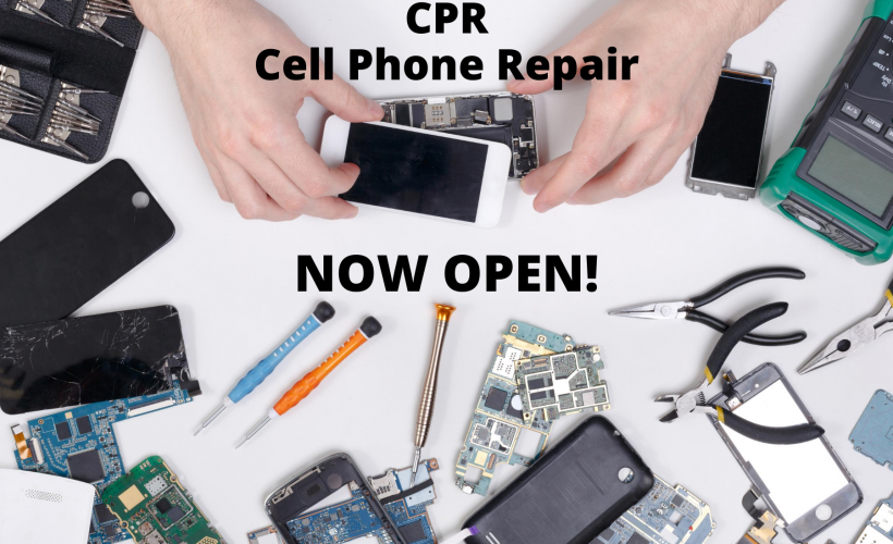 Cell Phone Repair now open