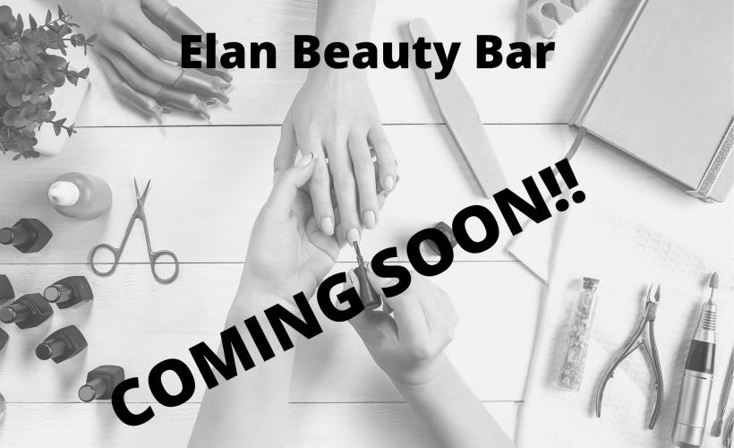 Elan Beauty Bar Coming Soon
