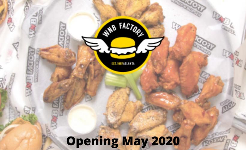 Wings n Burger Factory