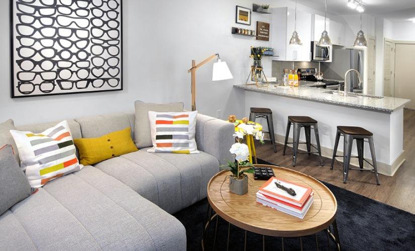 Apartment #1104 A2