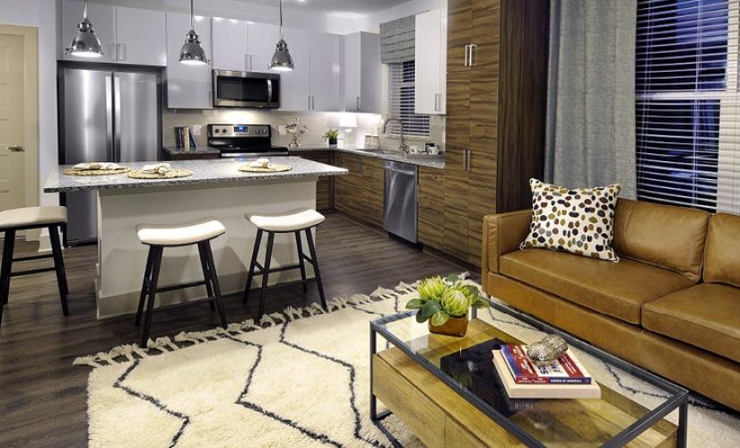 Apartment #1001 B5